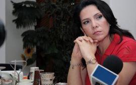 Adriana Teissier, la candidata invisible de AMLO