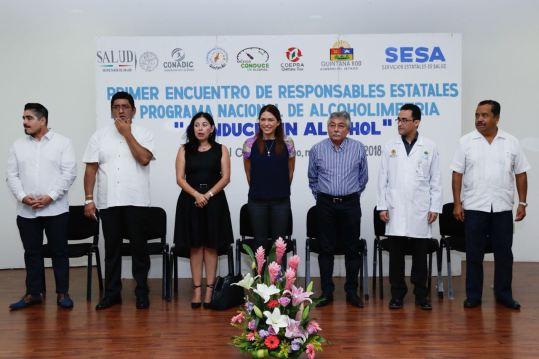 Comparte Solidaridad con siete estados, experiencias exitosas para reducir adicciones