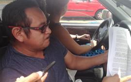 Intentan detener a ex jefe de la Policía Ministerial; lo salva amparo