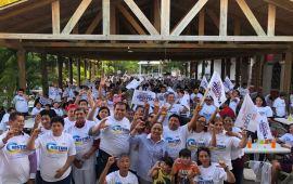Más morenistas de Playa se van con Cristina