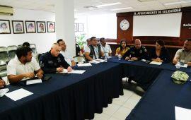 Coordinan autoridades de los tres niveles de gobierno estrategia para jornada electoral segura