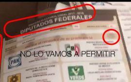 Niega Ieqroo existencia de boletas marcadas a favor de una coalición