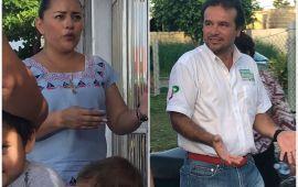 Perla se enfrenta a la Fundación de Parques y Museos de Cozumel  | Se calienta la campaña en la isla