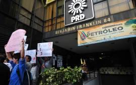 CAÍDA LIBRE   PRD vendería edificios para pagar deudas