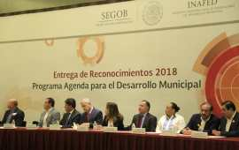 Solidaridad, el municipio con mejores resultados para los ciudadanos: INAFED