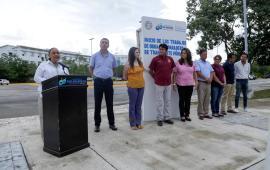 Dejará Cristina Torres presupuesto para concluir obras públicas