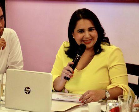Mayuli Martínez insiste con rebaja de IVA para impulsar desarrollo económico en QR