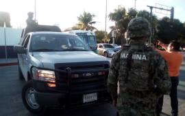 SEMAR y la PolicÍa Estatal toman el control de instalaciones de SP de Cancún