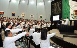 Juventud quintanarroense se expresa en el Congreso