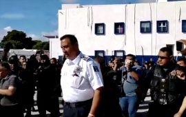 Vinculan a proceso a policías acusados de motín en Cancún