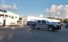 Habrá sanción penal y administrativa contra policías paristas de Cancún