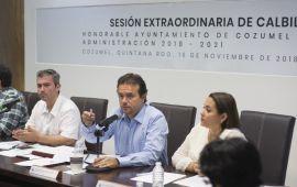 Cozumel aprueba Ley de Ingresos 2019, por 595 MDP