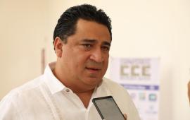 """""""Inadmisible"""" que dirigente de MORENA decida futuro del alcalde de OPB: Eduardo Martínez"""