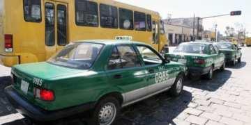 operadores del transporte público