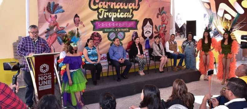 Carnaval Soledad Tropical