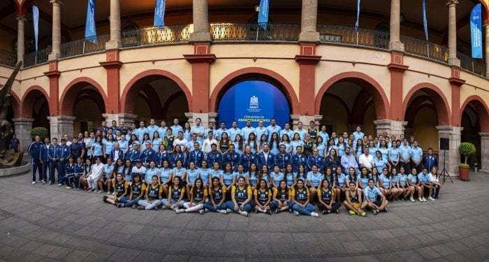 Universiada Nacional 2019