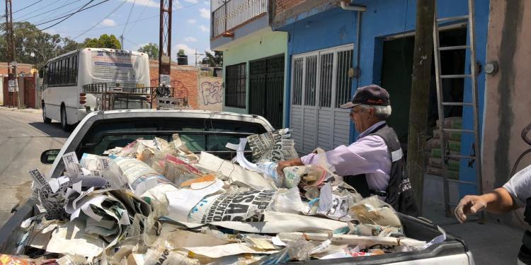 Retiro de basura