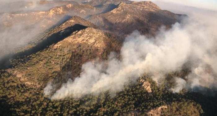 Sierra de San Miguelito