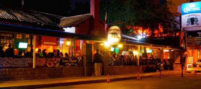 antros y bares