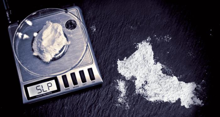 producción de drogas