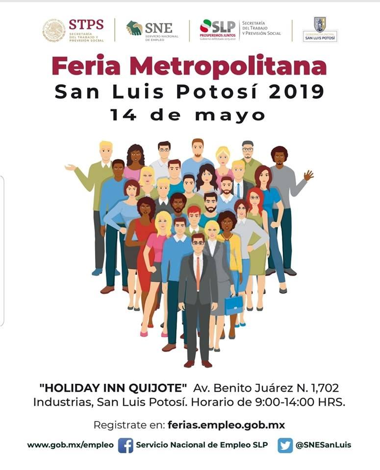 Feria Metropolitana del Empleo