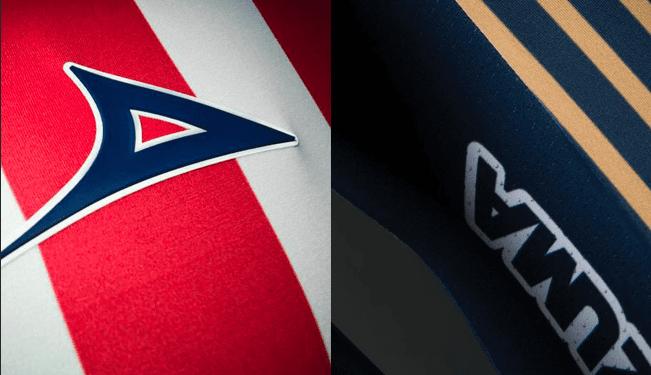 uniformes Atlético de San Luis