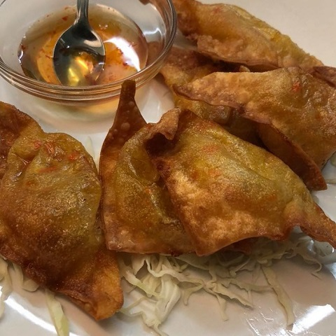 Don't Call Me Pot Stickers… Curry Puffs!