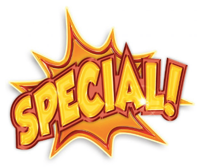 Double Whiteboard Specials: Baby Asparagus Stir-fry & Crab Fried Rice