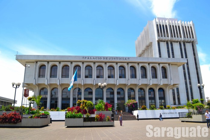 Corte Supema de Justicia de Guatemala