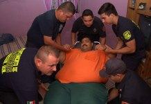 El hombre mas gordo del mundo