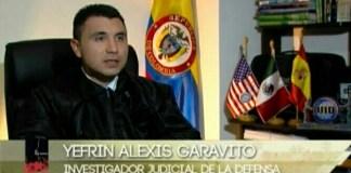 Yefrin Alexis Garavito