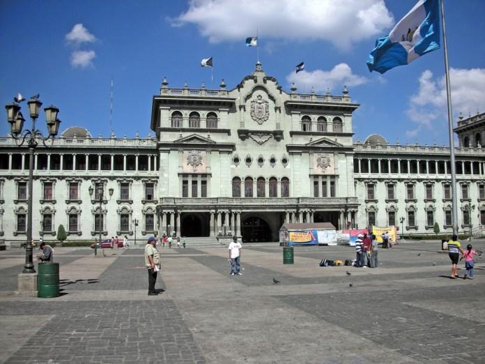 Guatemala le apuesta al retroceso