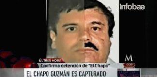 Nuevas imagenes de El Chapo