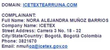 Icetex te arruina1