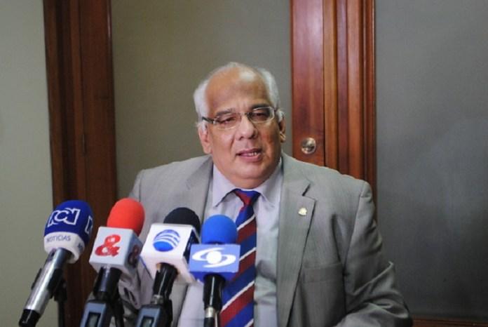 la sospechosa conducta de Luis Rafael Vergara