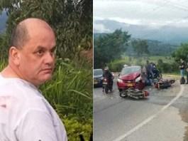 Diego Hurtado, el conductor en estado de embriaguez