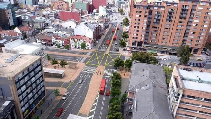 Carrera 7 de Bogotá