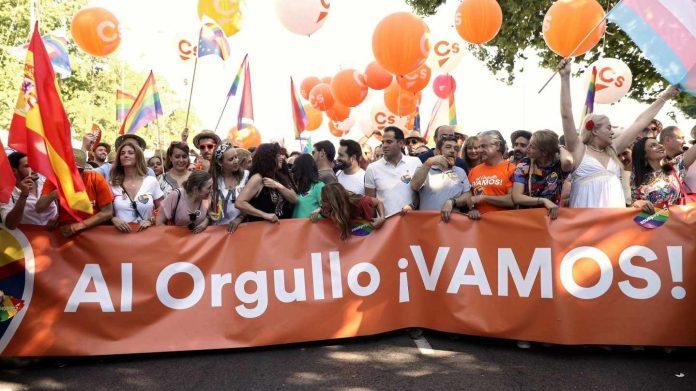 Movimiento Ciudadanos en Madrid
