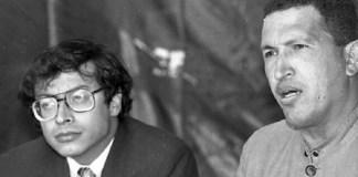 Petro y Chavez