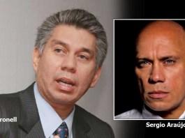 Daniel Coronell y Sergio Araujo