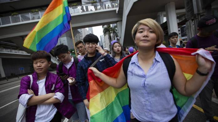 Marcha del Orgullo Gay en China