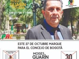 Moises Guarin