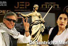 De Santrich a Merlano