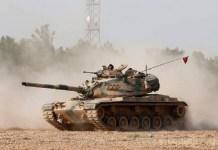 Turquía invade a Siria