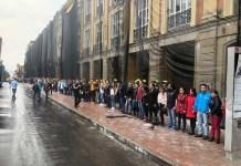 Abrazaton Alcaldia de Bogota