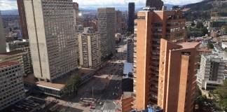 Bogota sin fronteras