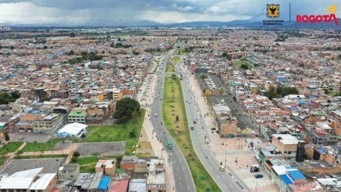 Av 68 de Bogotá