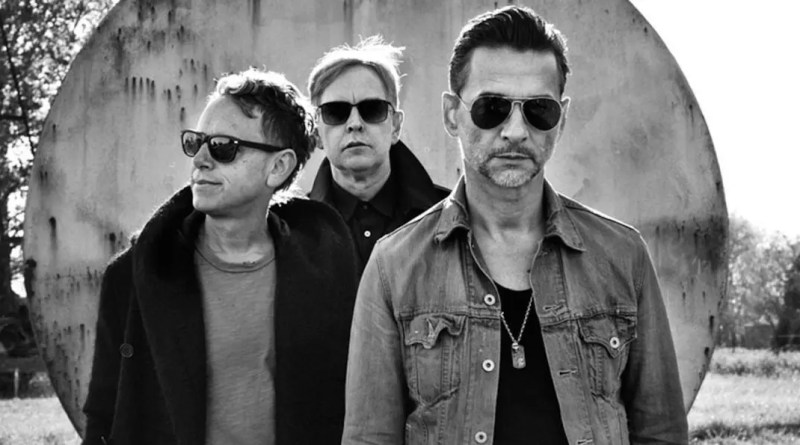 "Depeche Mode compartirá su concierto ""Live Spirits"" en streaming"