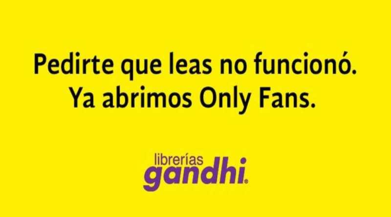 Librerías Gandhi OnlyFans