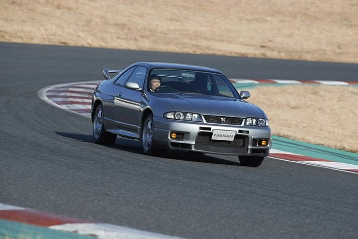 Skyline GT-R R33